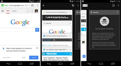 chrome beta apk apk chrome beta for android gets material design update
