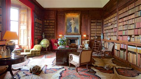 Victorian Home Interiors historical pictures view images of dunrobin castle