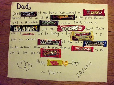 Fathers Day Gift Ideas For The Pop Culture by Handmade Card For Boyfriend Fathers Day Bar