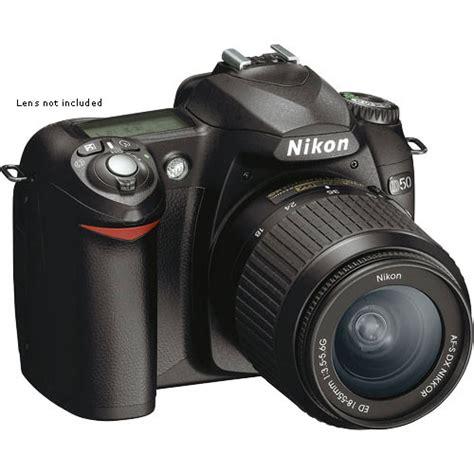 nikon d50 nikon d50 digital b h photo