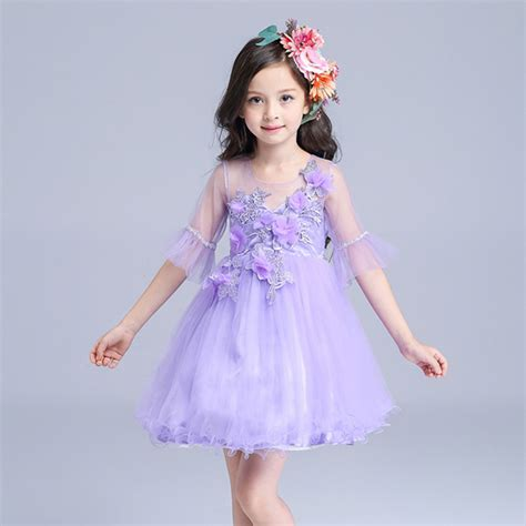 bling noble baby clothes purple sofia costume