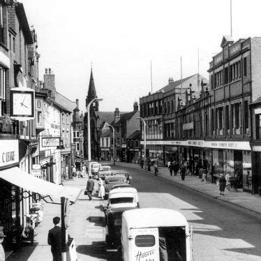 nuneaton abbey street our warwickshire banks and finance archives our warwickshire