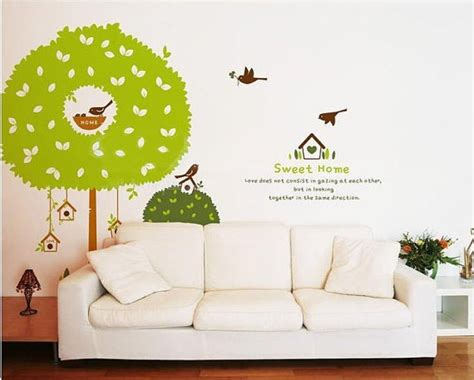 sweet home wall sticker wallstickerdeal stickers decor from amp garden