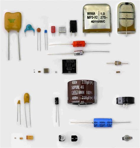 applications of capacitors