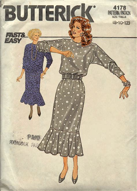 Vintage Pattern Gif | sewing pattern dance fashion vintage gifs find share