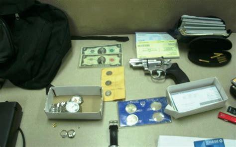 Lasd Warrant Search Search Warrants Yield 4 Arrests Stolen Gun Coins