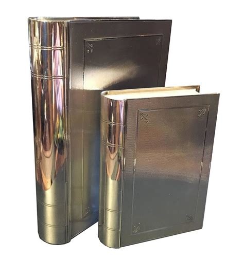 Cigar Lighter Cairo pair of and co sterling silver book cigar boxes