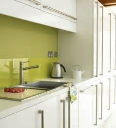 splashback ideas white kitchen modern kitchen with green splashback ideal home