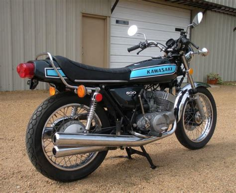 Kawasaki 500 For Sale by 1974 Kawasaki H1 500 For Sale On 2040 Motos