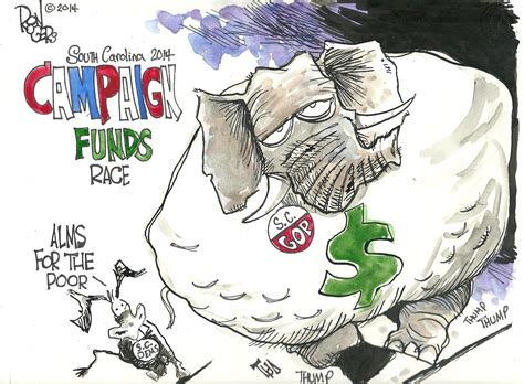 Polls For Money - democrats getintoon