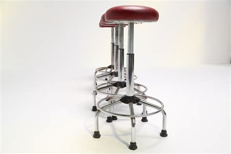 Vintage Chrome Bar Stools by Chrome Bar Stools The Vintage Hub
