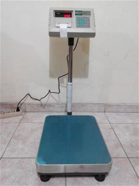 Harga Timbangan Digital 50 Kg by Harga Timbangan Digital Matrix Type A1p Bisa Print Out