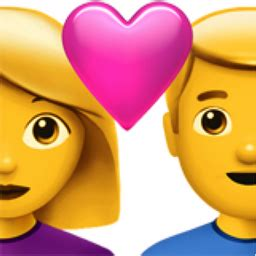 couple with heart emoji (u+1f491)