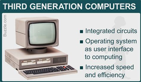 which generation of computer made use of integrated circuit integrated circuits used in third generation computers 28 images history of computers ppt
