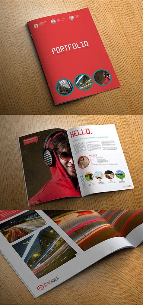 Sleek Photo Album Indesign Portfolio Template Crs Indesign Templates Photography Portfolio Template Indesign Free