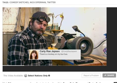 nick offerman everything s fine nick offerman reads more tweets from young female