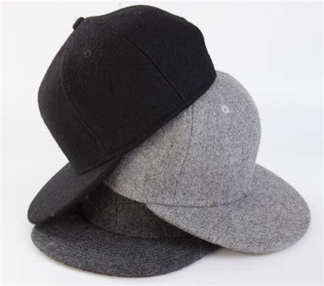 wholesale mens plain adjustable baseball cap autumn winter