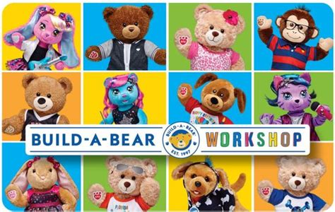 Check Build A Bear Gift Card Balance - stuffed with love e gift card