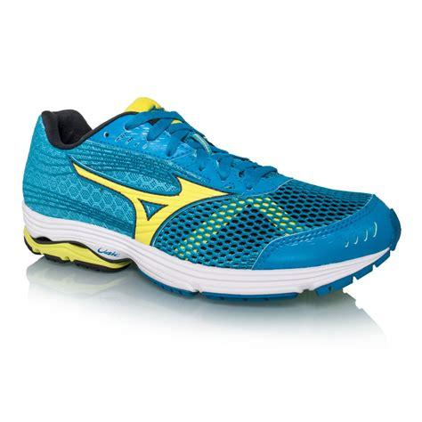 sayonara running shoe mizuno wave sayonara 3 womens running shoes blue