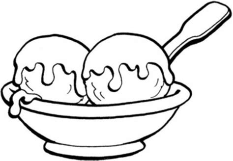 coloring pictures of ice cream sundae ice cream sundae coloring page clipart panda free
