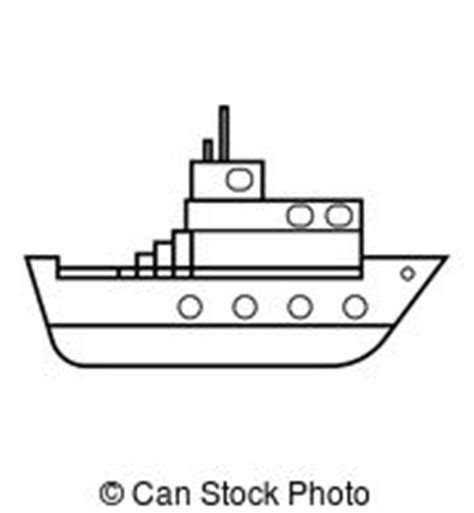 steamboat outline steamboat clipart vector graphics 498 steamboat eps clip