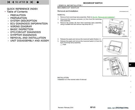 free download parts manuals 1996 nissan altima windshield wipe control download nissan altima l33 model 2014 2016 esm