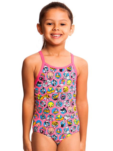 girls swimsuits funkita cutie pie toddler girls one piece swimsuit