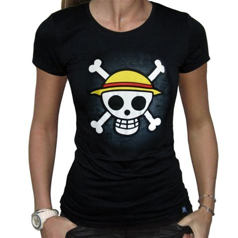 Tshirt One one shirt 233 tendard de luffy coupe femme