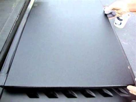 chevy avalanche bed cover panels how to restore the tonneau cover on a chevrolet avalanche