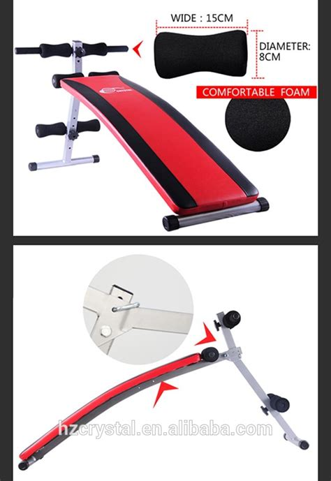 sj 006 best price home use sports equipment sit up decline