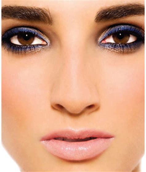 Which Wears Smoky Better by Blue Eyeshadow With Brown Ez Smokey