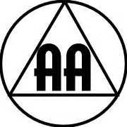 al a aa origins of the aa and al anon circle and triangle symbol