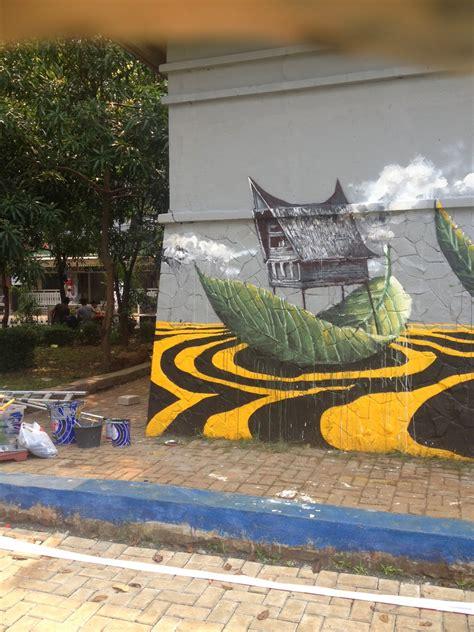 fintan magee  mural  jakarta biennale