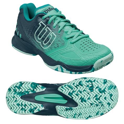 Kaos Shoe wilson kaos comp tennis shoes