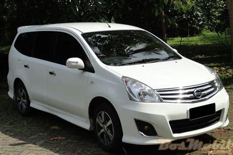 Sarung Penutup Mobil Cover Nissan Grand Livina X G Asd360 modif grand livina autos post