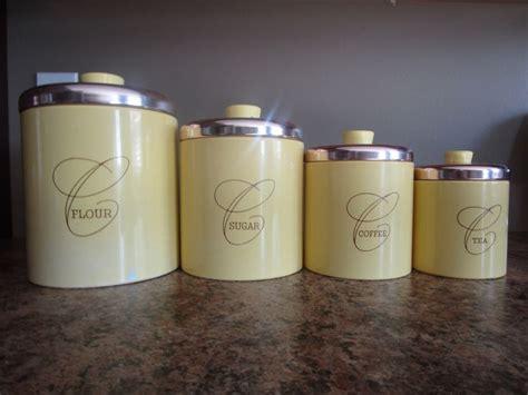 vintage style kitchen canisters 1271 best canister sets images on pinterest vintage