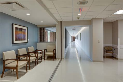 hackensack hospital emergency room emergency department project wm blanchard nj construction company