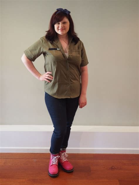 wear shoes in the house safety first stylish work boots for lady tradies styled by bec