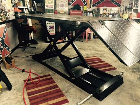 motorcycle lift table for sale motorcycle 1500 lb lift table for sale in dublin