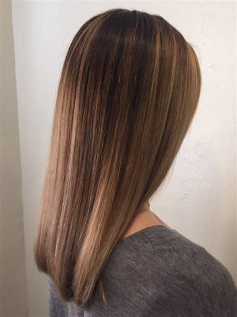 long same length hair long same length hair long hair all one length