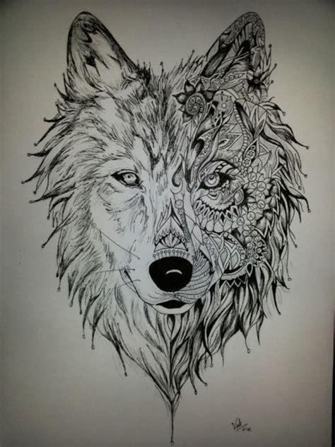 imagenes para dibujar a lapiz de lobos m 225 s de 25 ideas incre 237 bles sobre dibujos de lobos en pinterest