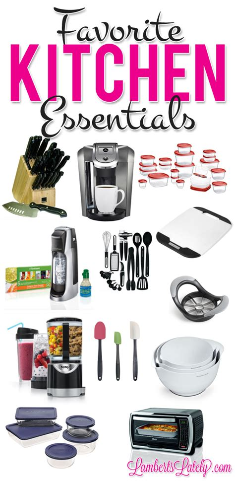 kitchen essential my favorite kitchen essentials lamberts lately