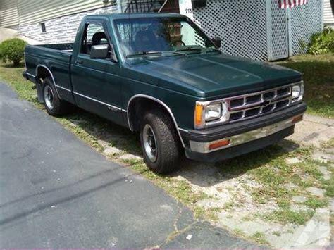 1992 Chevy S10 Pickup Neg For Sale In Scranton