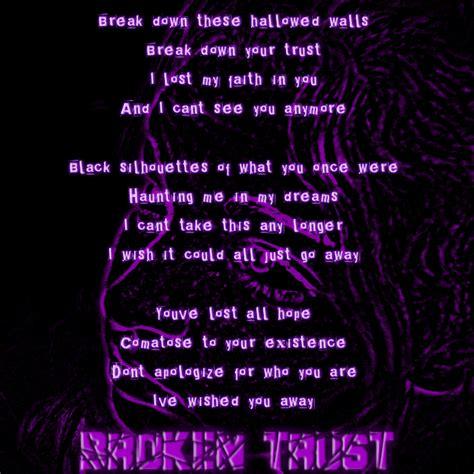broken trust quotes friendship quotes broken trust quotesgram