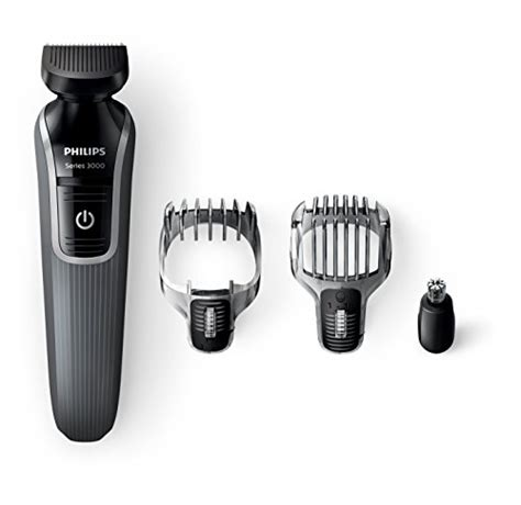 Lu Philips Waterproof philips multigroom series 3000 waterproof grooming kit