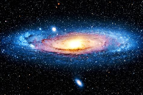 imagenes reales de la galaxia andromeda video andr 243 meda la galaxia que cambi 243 la historia del