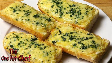 garlic bead easy spicy garlic bread in a pot recipe dishmaps