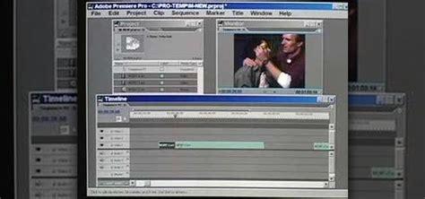adobe premiere pro mov how to make a movie edit in adobe premiere pro 171 adobe