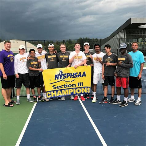 section 3 tennis section iii boys tennis sectional tournament report cba