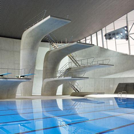 london aquatics centre 2012 by zaha hadid photographed by